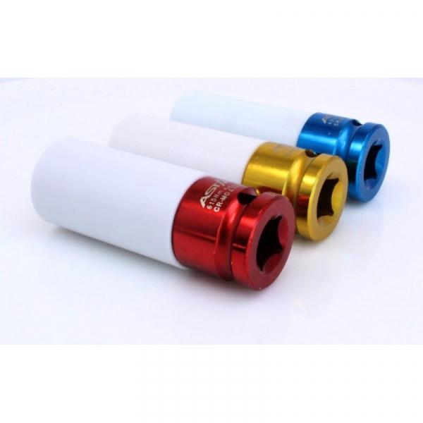 Set tubulare cu protectie 17 19 21mm 0
