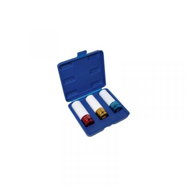 Set tubulare cu protectie 17 19 21mm [1]