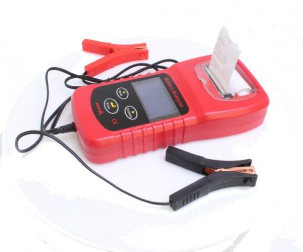 Tester digital baterii auto cu imprimanta 6,12V [2]