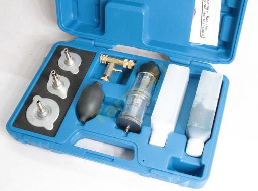 Tester garnitura de chiuloasa cu adaptoare si solutie 6