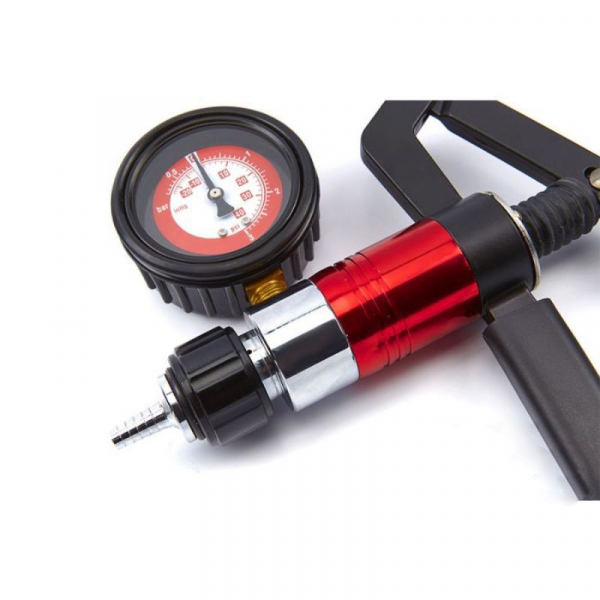 Pompa tester presiune si vacuum cu adaptoare 3