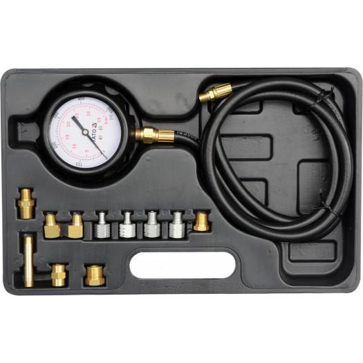 Tester presiune ulei 0-35bar 12 adaptoare 0
