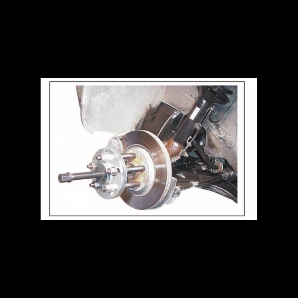 Extractor butuc si tambur cu ciocan glisant 3