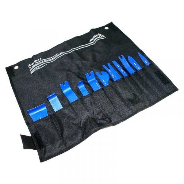 Trusa de leviere din plastic pentru tapiterie cleme si panouri auto 0