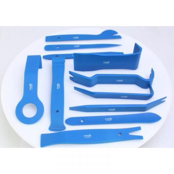 Trusa de leviere din plastic pentru tapiterie cleme si panouri auto 1
