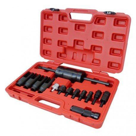 Trusa pentru extras injectoare Delphi, Bosch,Denso, Siemens, 510 mm 0