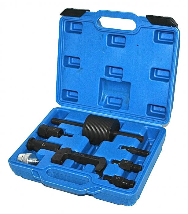 Trusa pentru extras injectoare CDI Mercedes-Benz, 350 mm, M12-M17-M27 0