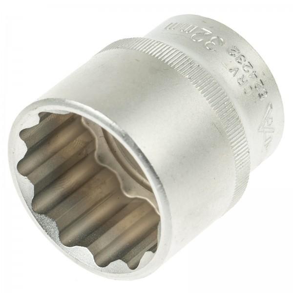 Cheie tubulara scurta 32mm 12 laturi 1/2 [0]