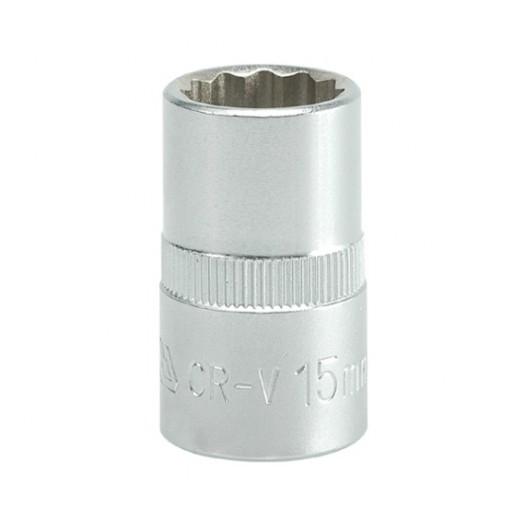 Tubulara bihexagonala 1/2 15mm [0]