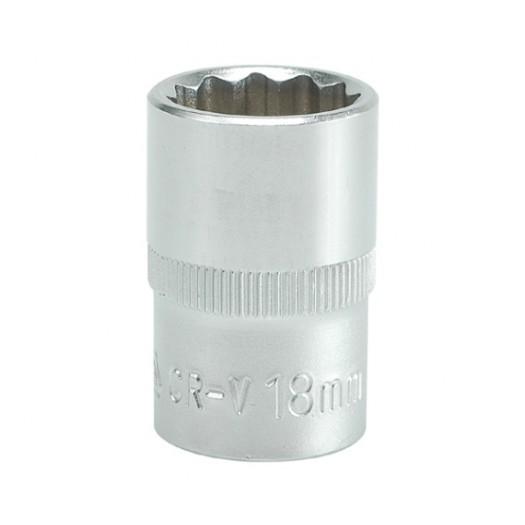 Tubulara bihexagonala 1/2 19mm 0
