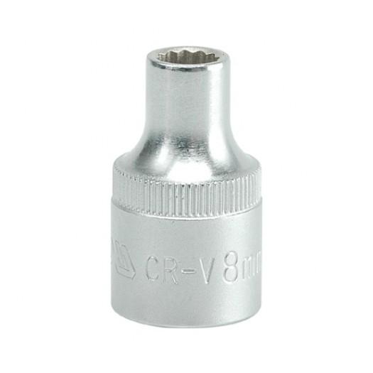 Tubulara bihexagonala 1/2 8mm 0