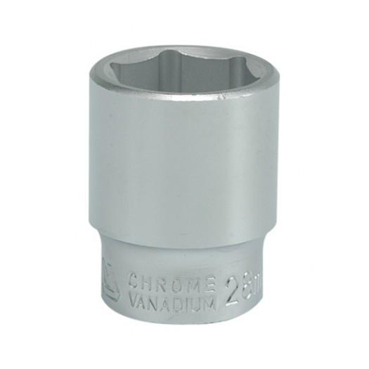 Tubulara hexagonala 3/4 28mm 0