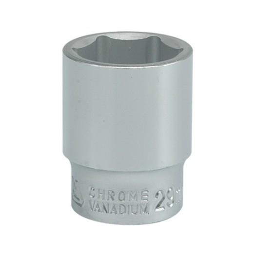 Tubulara hexagonala 3/4 29mm 0
