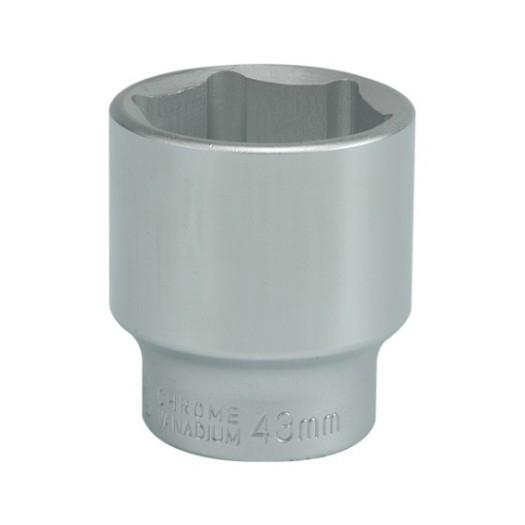 Tubulara hexagonala 3/4 43mm 0