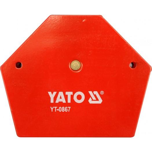 Vinclu magnetic pentru  sudura 34 kg [0]
