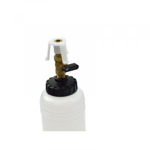Dispozitiv pneumatic pentru schimbat si aerisit lichidul de frana3