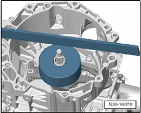 Adaptor centrat ambreiaj VAG DSG [4]