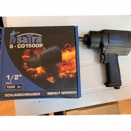 Pachet Vulcanizare Asta 1-Cric perna aer 3T + Pistol pneumatic 1/2 1500Nm7