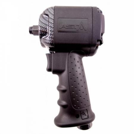Pachet pistol pneumatic cu cap scurt 850Nm + Set tubulare impact lungi 10 piese 1/22