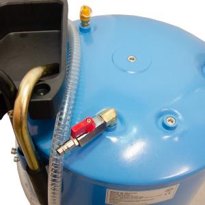 Recuperator de ulei pneumatic2