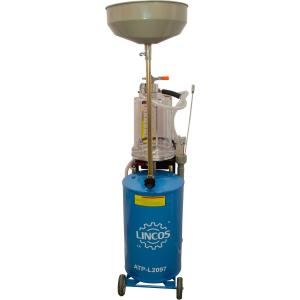 Recuperator de ulei pneumatic cu aspiratie0