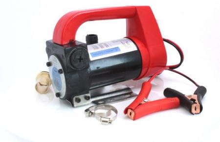 Pompa electrica transfer lichide 40L/min 12V 155W [2]