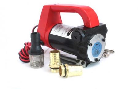 Pompa electrica transfer lichide 40L/min 12V 155W [3]