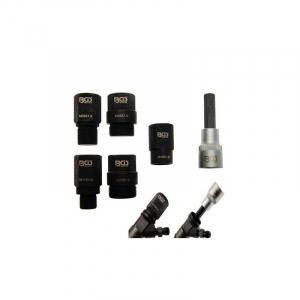 Set adaptoare pentru extras injectoare diesel 6 piese0
