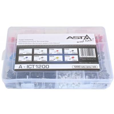 Set conectori rapizi pentru cabluri 1200 piese [3]