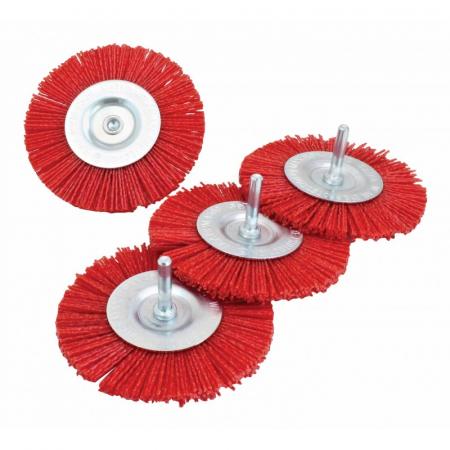 Set perii nylon de curatat 4 piese [1]