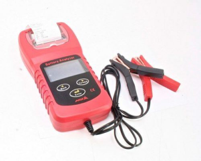 Tester digital baterii auto cu imprimanta 6,12V [1]