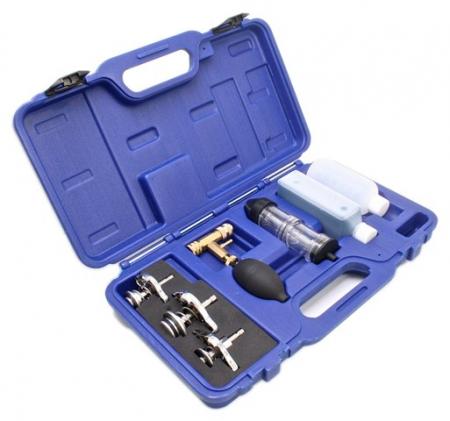 Tester garnitura de chiuloasa cu adaptoare si solutie0