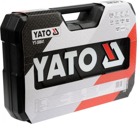 Trusa de scule YATO XXL 216 piese [2]