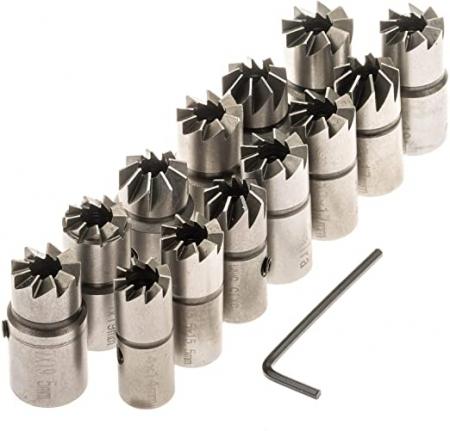 Trusa freze pentru locas injectoare 17 piese [3]