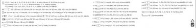 Trusa tubulare si chei combinate 1/4 3/8 1/2 111 piese4