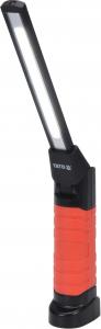 Lanterna LED cu acumulator/USB 5+3W 600/260LM0