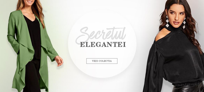secretul elegantei
