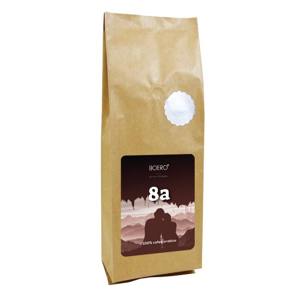 8a, cafea boabe proaspat prajita Boero, 1 kg [0]