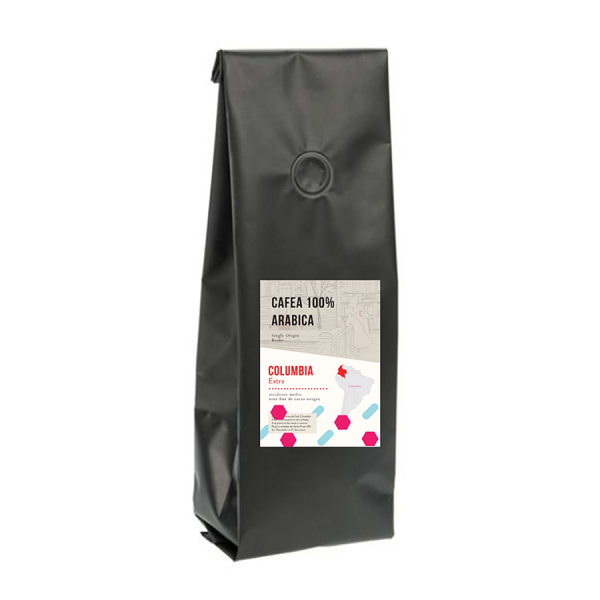 Columbia Extra, cafea boabe Vertis, 1 kg 0