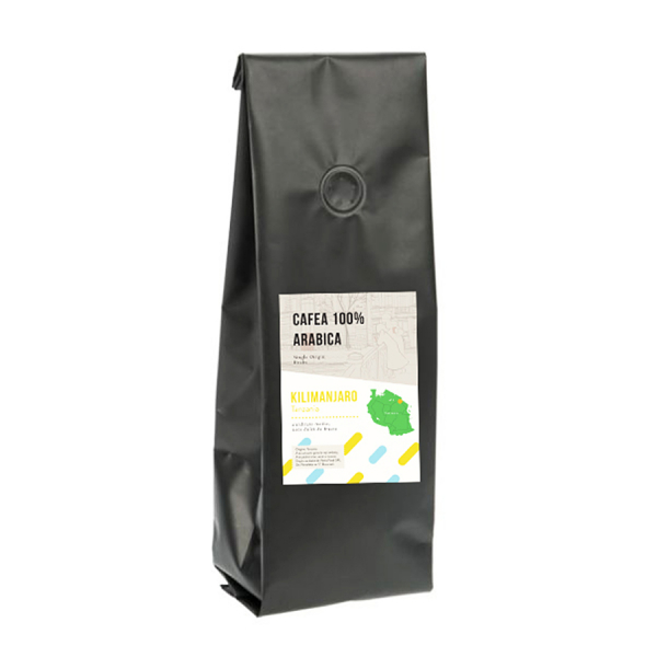 Kilimanjaro, cafea boabe Vertis, 1 kg 0