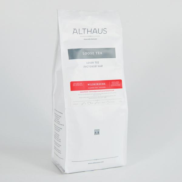 Wild Cherry, ceai Althaus Loose Tea, 250 gr 1