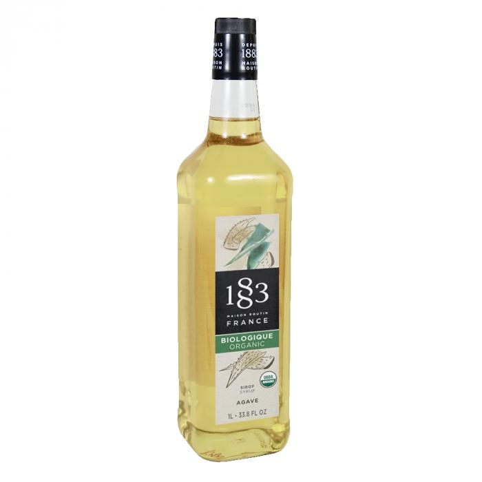 Agave Organic, Sirop 1883 Maison Routin, 1L 0