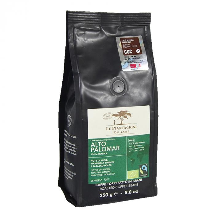 Alto Palomar, cafea boabe Le piantagioni del caffe, 250gr [0]