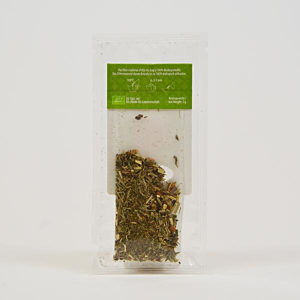 Asian Spirit Ginger Lemongrass, ceai organic Julius Meinl, Big Bags 3