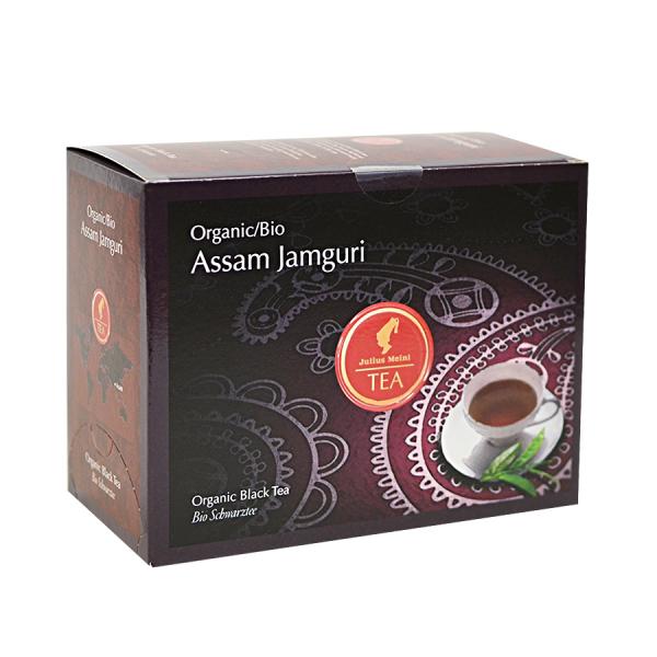 Assam Jamguri, ceai organic Julius Meinl, Big Bags 0