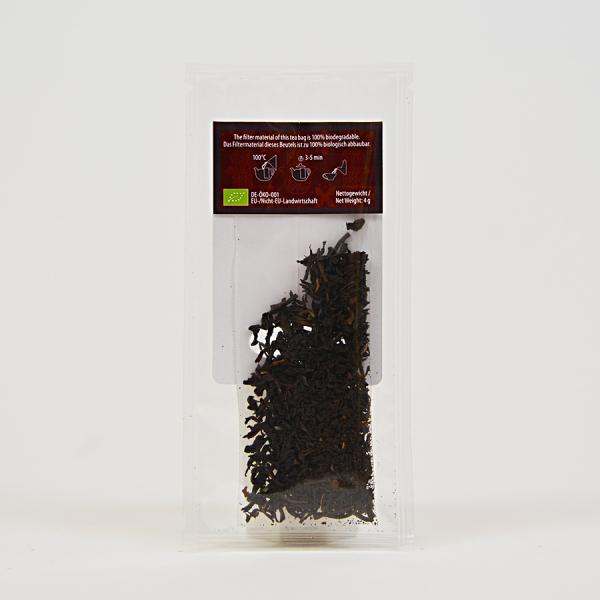 Assam Jamguri, ceai organic Julius Meinl, Big Bags 3