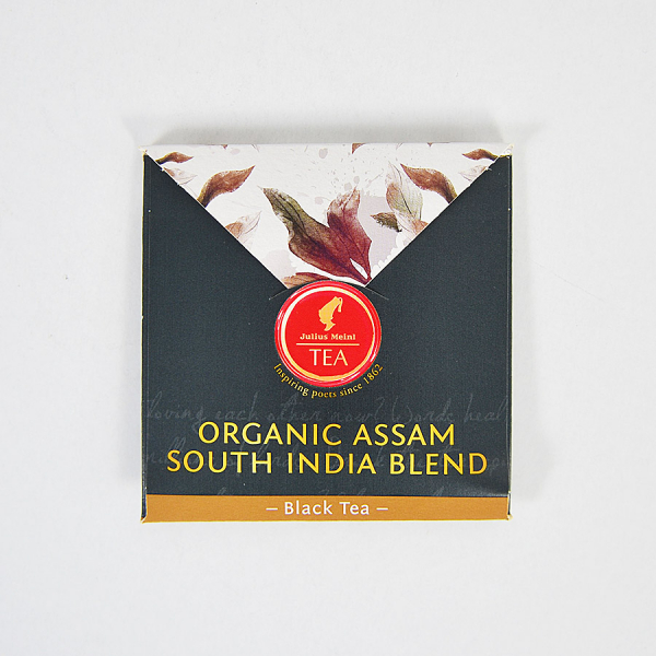 Assam South India Blend, ceai organic Julius Meinl, Leaf Bags 5