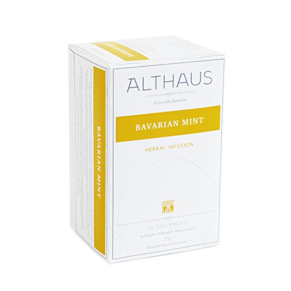 Bavarian Mint, ceai Althaus Deli Packs 0