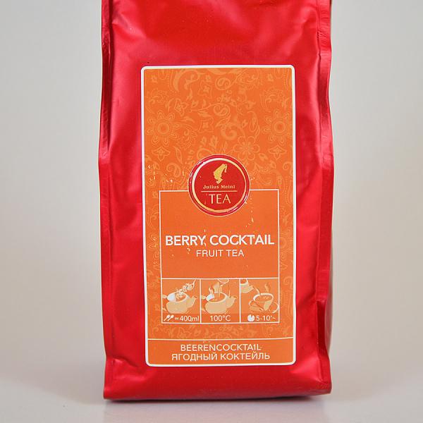 Berry Cocktail, ceai vrac Julius Meinl, 250 grame 1