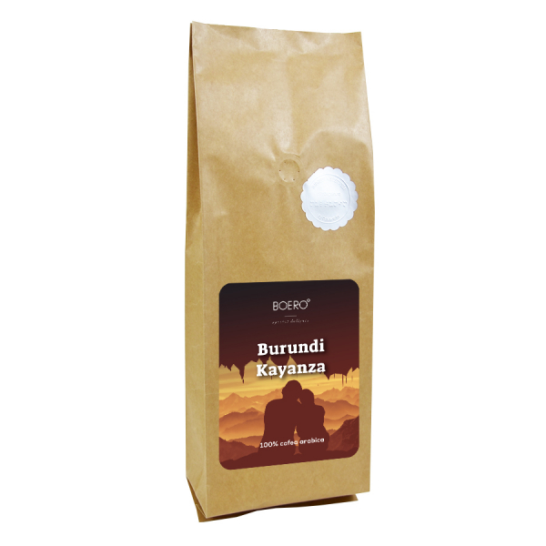 Burundi Kayanza, cafea boabe proaspat prajita Boero, 1 kg [0]